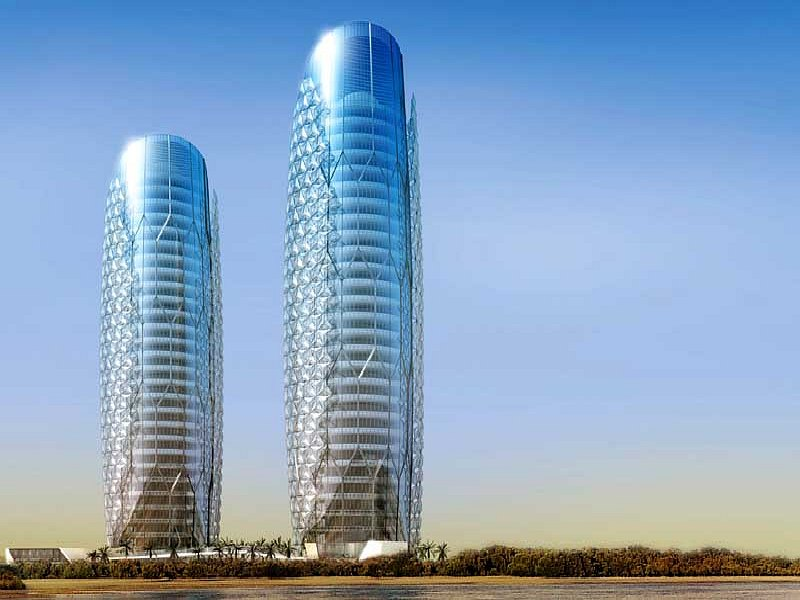 Abu Dhabi Investment Council Headquarters Towers