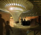 Sustainable Bamboo Pavilion for Communal Living