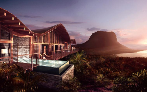 eco-friendly residences, banyan tree corniche bay, foster and partners, green building, sustainable architecture