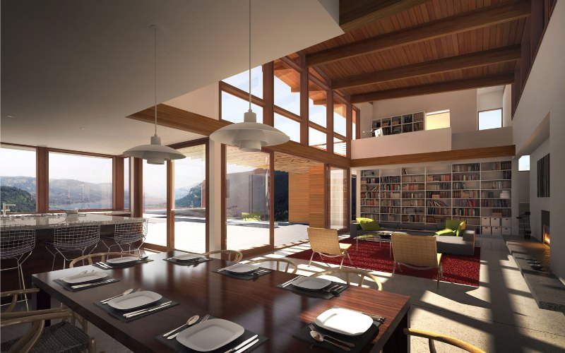 Nice Dwell Homes Collection, Turkel Design, Lindal Cedar Homes, Modern Eco Home,  Green