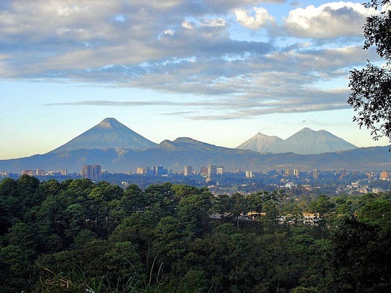 central america, geothermal energy, geothermal from volcanoes, volcanoes, renewable energy, sustainable design, guatemala