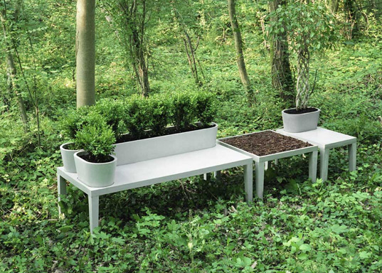 Amazing Living Furniture Sprouts Whatever You Plant