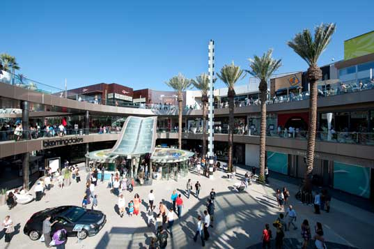 Green Building, Sustainable Building, Green Renovation, Sustainable Renovation, LEED Certified, LEED Silver, Gehry, Frank Gehry, City of Santa Monica, Santa Monica Place, Inhabitat, Inhabitat Los Angeles, Public Space, Open-Air