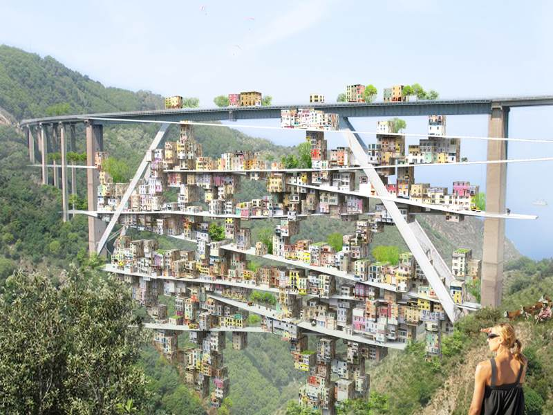 slow uprising, solar park south, italy, parasitic architecture, ja studio inc, decommissioned highway, green reuse, green design