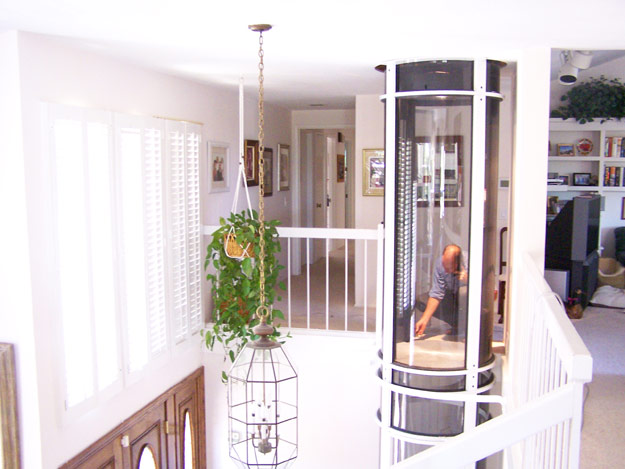 Vacuum elevators offer a greener and cheaper vertical for Small elevator for house