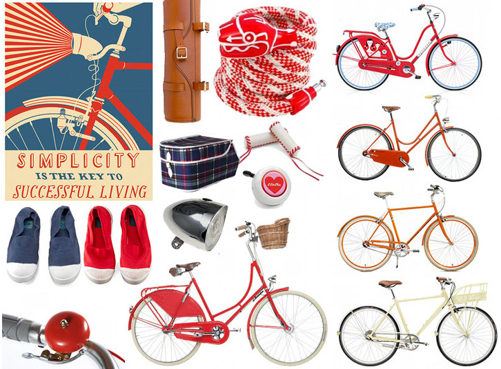 design sponge, green transportation, bikes, bicycles, bicycle guides, bicycle accessories, bicycle decor, bicycle helmets, bicycle books