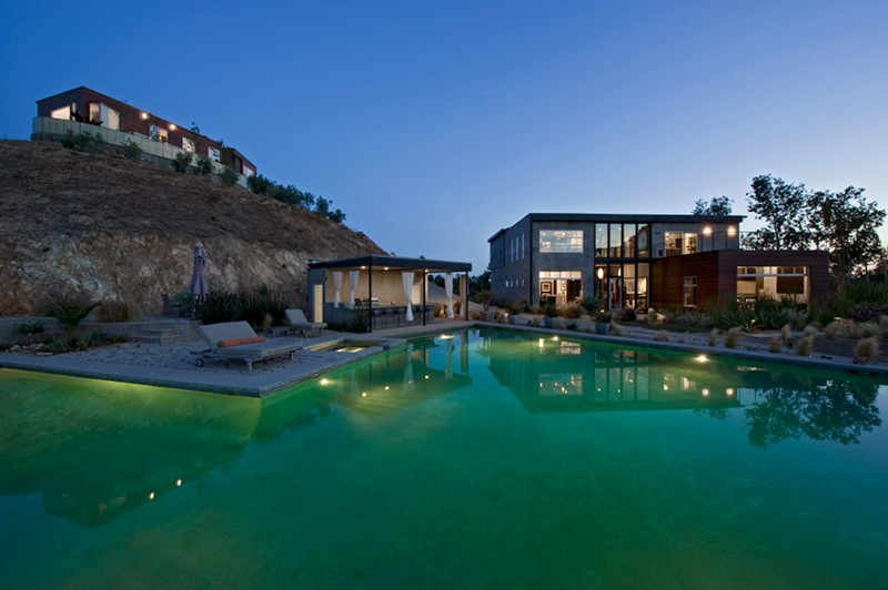 ecoPark, malibu, eco park, eco learning center, douglas busch, green design, sustainable architecture