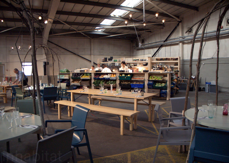 London Design Festival 2010, Finnish design, wood, sustainable living, interior furnishings, natural resources