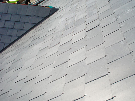 Heritage Solar Slate, sustainable design, green design, green building, sustainable architecture, solar roof, photovoltaic tiles