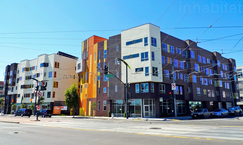 LEED Gold Community Springs up in Hunters Point, SF | Inhabitat - Green  Design, Innovation, Architecture, Green Building