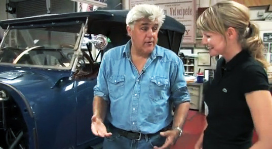 sustainable design, green design, jay leno, green overdrive, electric vehicles, ev, electric car, green transportation