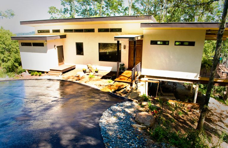 CNN hemp, North Carolina green building, hemp design,pure panel, Push Design, hemcrete, hempcrete, Anthony Brenner, Sustainable house, hemp house, hemp walls, hemp building, green building,