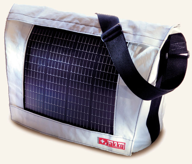 Solar bag, sakku, sakku traveler, back to school bags, green bags, renewable energy