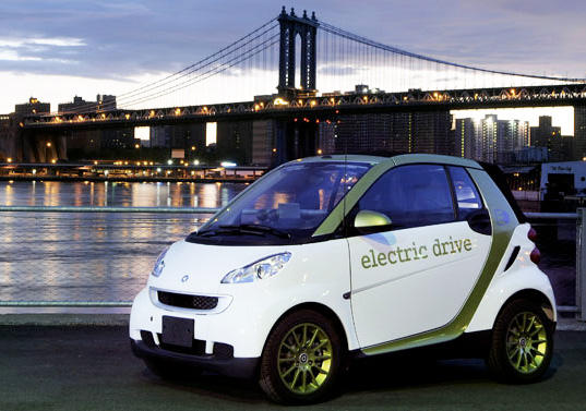 Smart Usa Have Unveiled Their Latest Vehicle Called The Electric Drive Which Is An Version Of Existing Compact Car