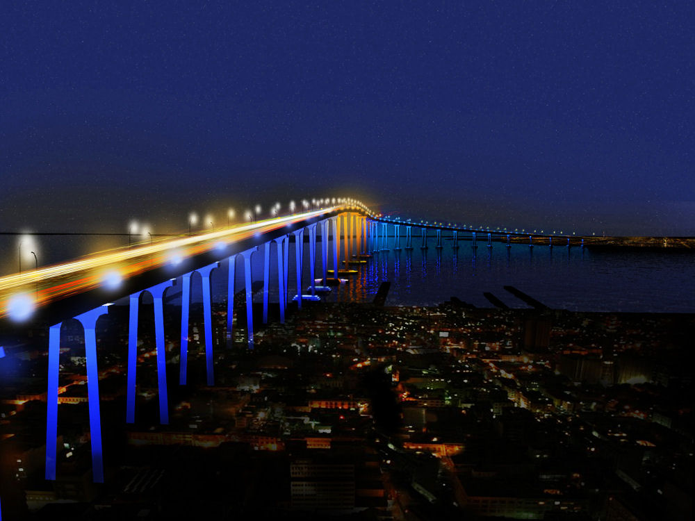 green design, wind power, wind energy, led, lighting, sustainable design, alternative energy, san diego, coronado bridge