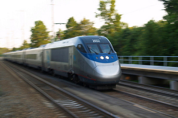 amtrak, high speed rail, hsr, northeast corridor, us high speed rail, green design, green transportation