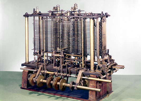 analytical-engine campaign, charles-babbage, computer-backups, john-graham-cumming, steam-powered, steam powered computer, babbage analytical engine