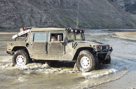 Nation E Just Let Loose Their Battery Ed Hummer H1