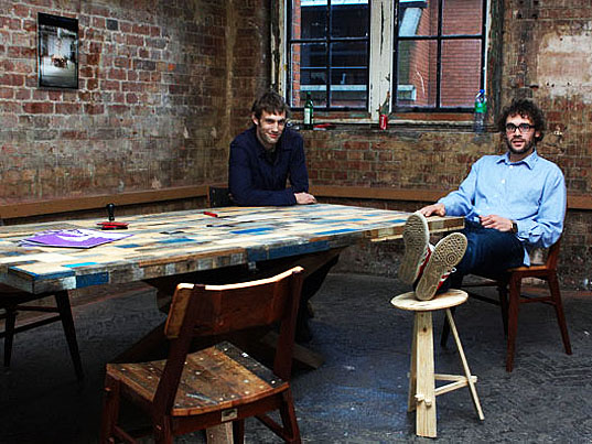 Design. Made in Peckham  Upcycled Furniture Designs by Hendzel Hunt