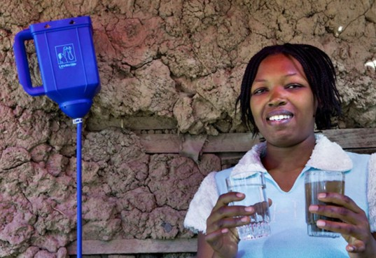Lifestraw Difference