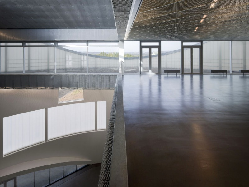 natural science center, denmark, nord architects, green design, sustainable architecture