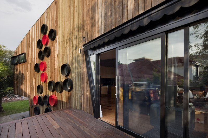 Fun Eco House in Melbourne by Judd Lysenko Architects   Inhabitat ...