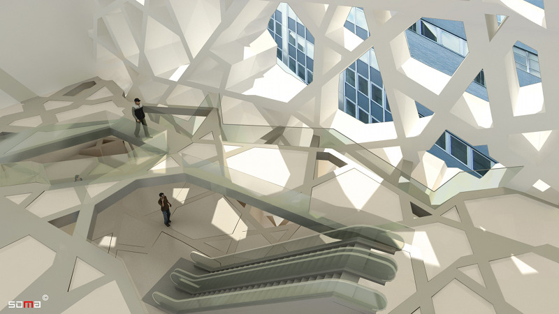 park51, soma architects, new york city, community center, prayer center, green design, sustainable architecture