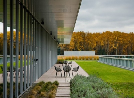 Sap America Headquarters Earns Leed Platinum Certification
