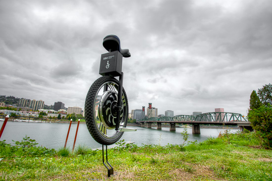 SBU, unicycle, focus designs