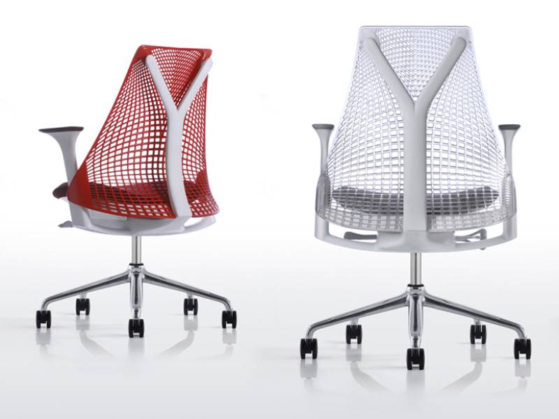 Herman Miller Unveils New SAYL EcoOffice Chair Inhabitat