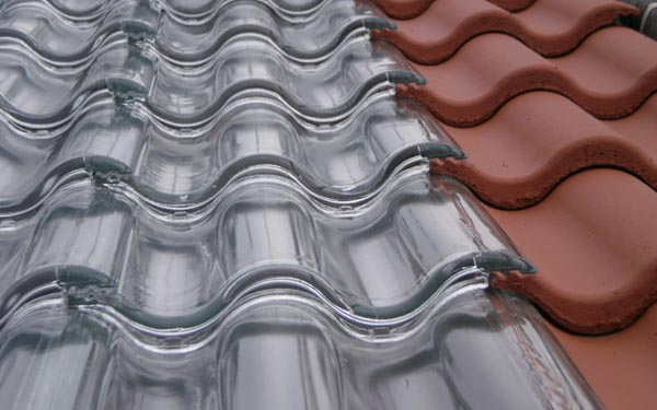 Best SolTech's Beautiful Glass Roof Tiles Heat Your Home With Solar  GP65