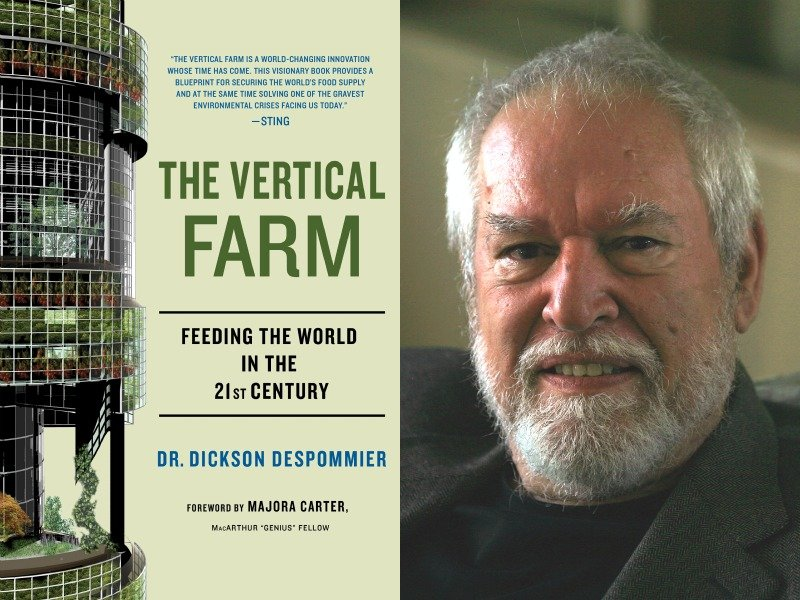 BOOK REVIEW: The Vertical Farm by Dick Despommier