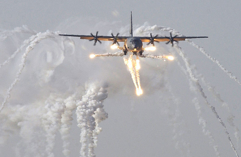 Old Military Planes Repurposed to Drop 900,000 Tree Bombs a Day