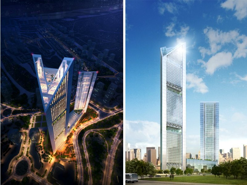 vietnam, foster and partners, green design, mixed-use development, sustainable architecture