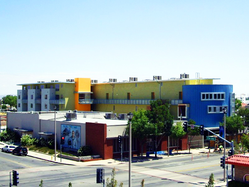 Affordable Artist Housing Helps Revitialize CA Town
