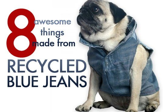 8 Awesome Things Made From Recycled Blue Jeans Inhabitat