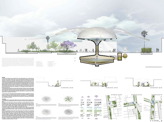 Captivating Sustainable Design, Green Design, Green Building, Sustainable Architecture,  Los Angeles, Umbrella Amazing Design