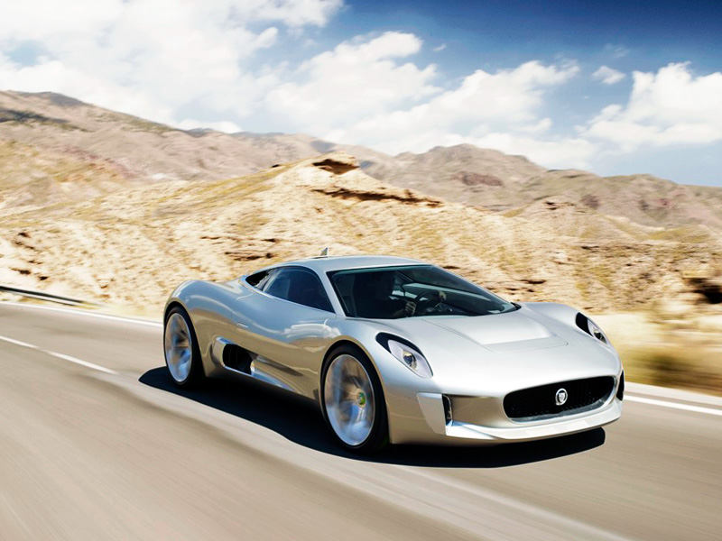 Jaguar Unveils The CX Hybrid Supercar Inhabitat Green - Sports cars 80 000