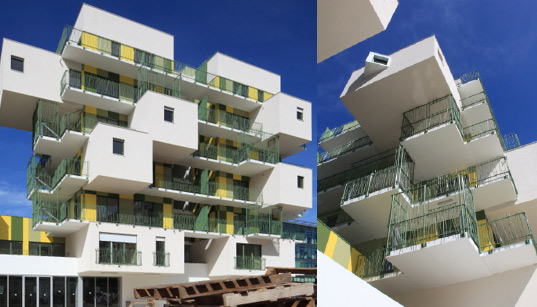 Koz Social Housing Units In France