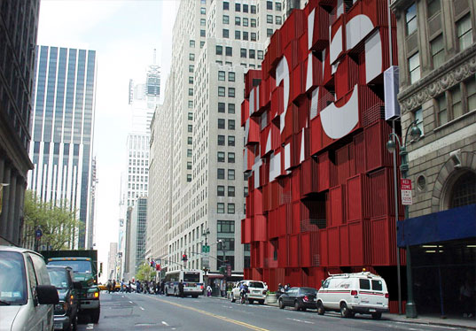 lot-ek, lot ek, lotek, shipping container architecture, shipping container mall, shipping container home, prefab architecture, green architecture, sustainable architecture, eco architecture, new york city, nyc, 5th avenue, green design