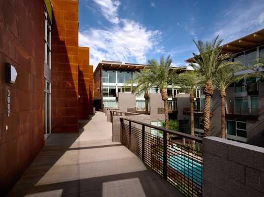 Miller Hull Partnership, Miller Hull, AIA, AIA Arizona, Builder Magazine, Sustainable Building, Green Building, Mixed-Use Sustainable Building, Mixed-Use Green Building