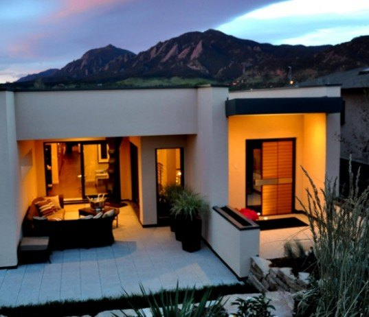 House Platinum: Boulder LEED Platinum House First In US To Use German