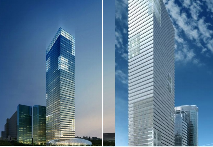 Korean Tower Boasts One Of The World S Most Efficient