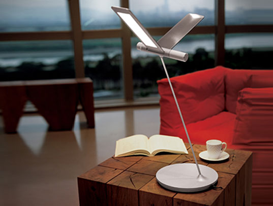 The Seagull Light Is An Led Lamp That Isn T For Birds Inhabitat Green Design Innovation Architecture Building