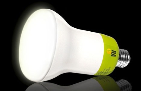 esl, led, cfl, energy-efficiency, light bulb, bulbs, green design, vu1