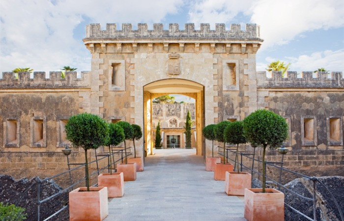 19th Century Fortress Transformed Into Beautiful Boutique Hotel