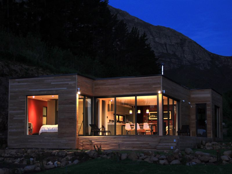 ecomo, modular housing, prefab, south africa, green design, sustainable architecture