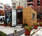 PHOTOS: MEKA Shipping Container Home Pops Up in NYC!