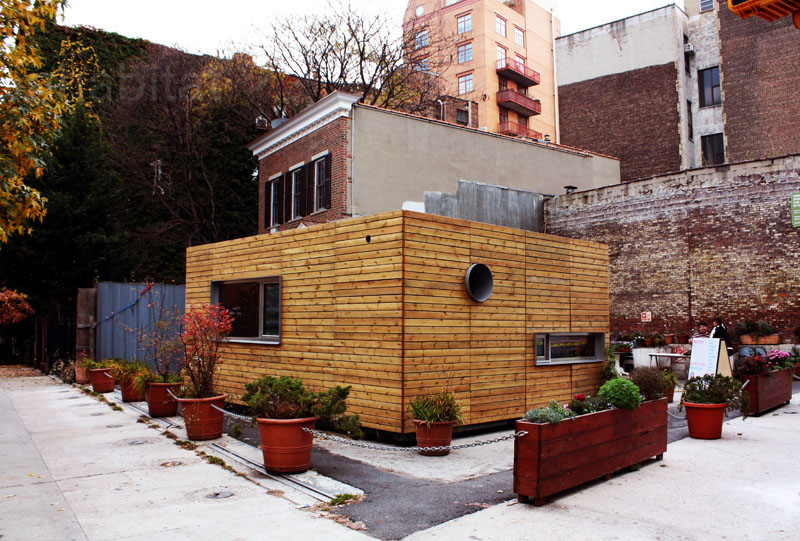 MEKA Shipping Container Prefab Home NYC « Inhabitat – Green