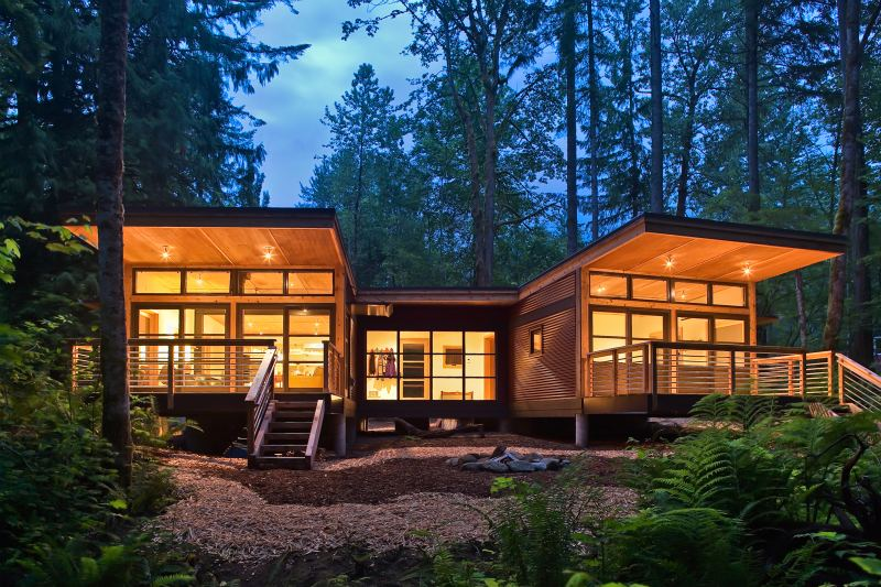M2, Method Homes, prefab home, modular home, green design, sustainable architecture